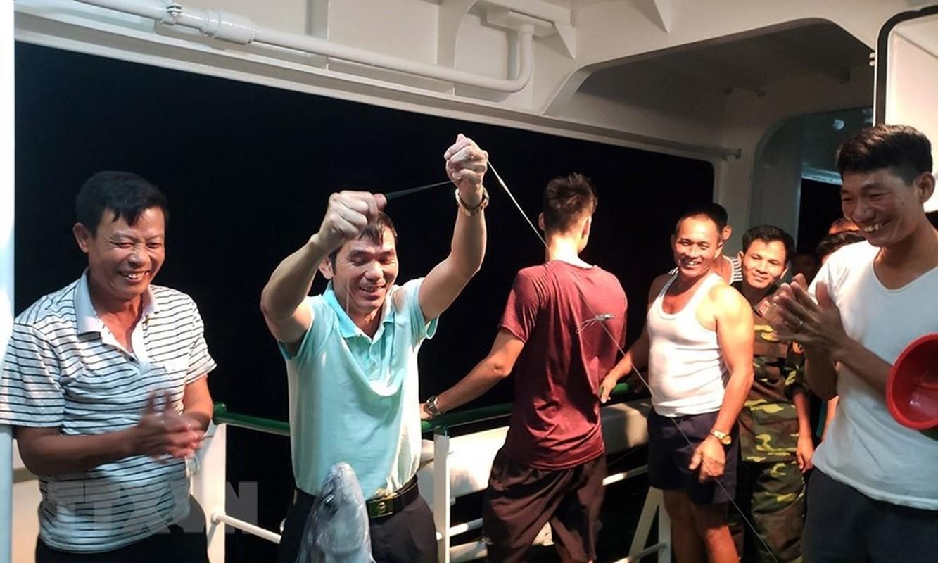 Trai nghiem thu vi khi san ca dem tren bien Truong Sa-Hinh-11