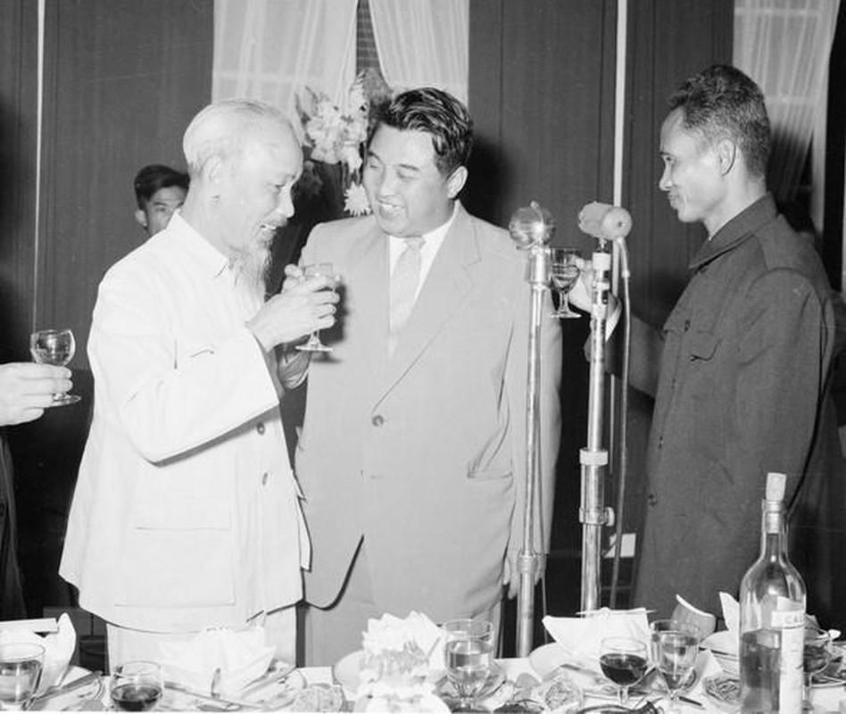 Hinh anh Thu tuong Kim Nhat Thanh tham huu nghi Viet Nam nam 1958-Hinh-7