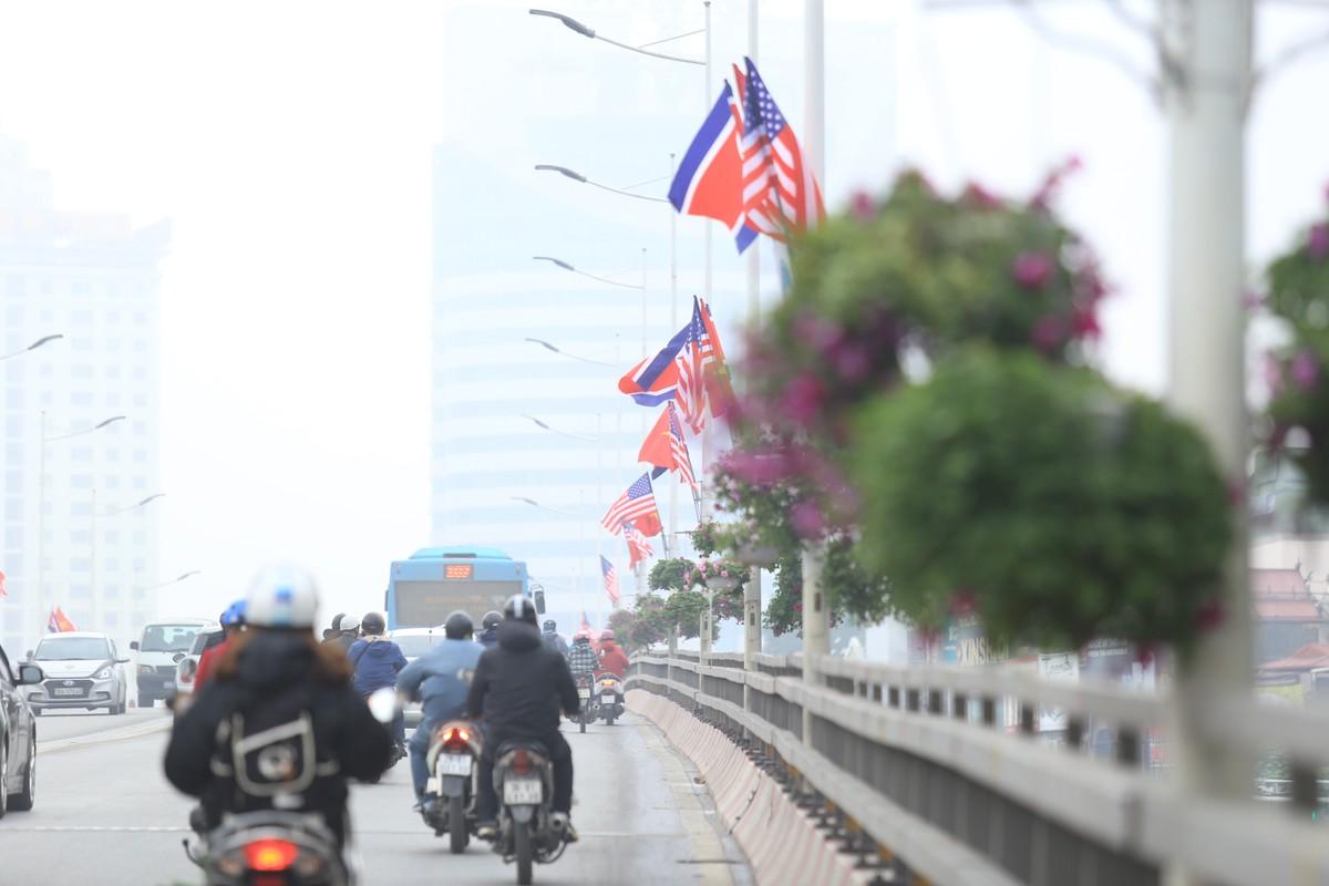 Ha Noi: Rop co hoa chao don Hoi nghi Thuong dinh My-Trieu