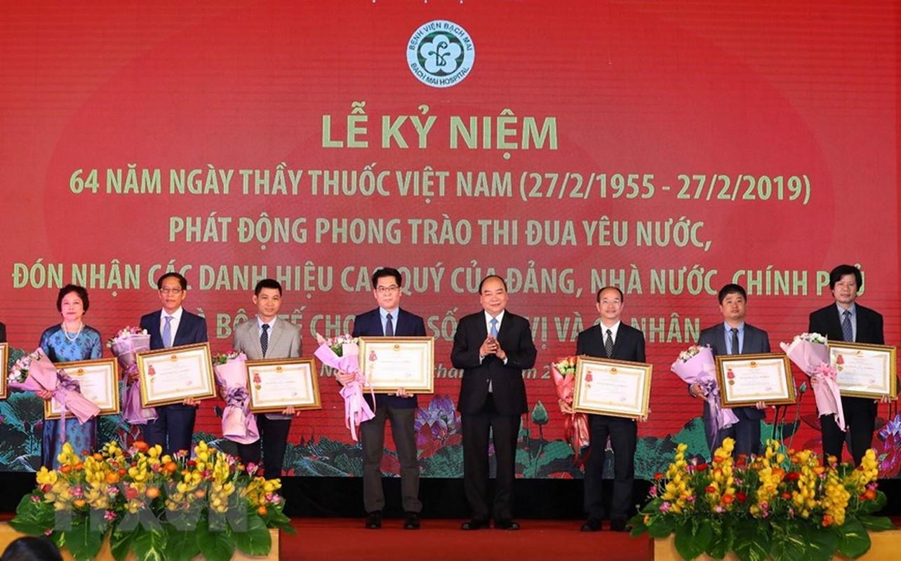 Thu tuong du Le ky niem 64 nam ngay thay thuoc Viet Nam-Hinh-15