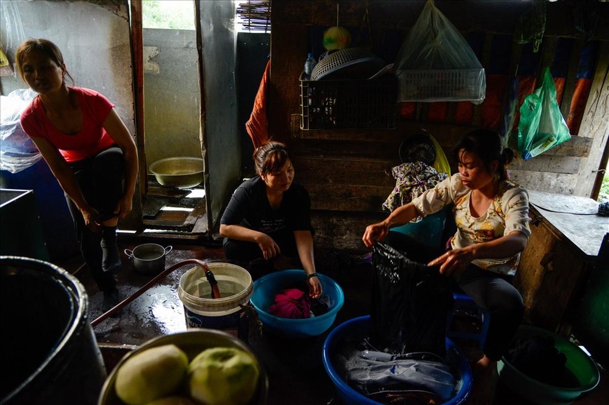 Cuoc song tren thuyen cua nguoi lao dong nhap cu tai Ha Noi-Hinh-11