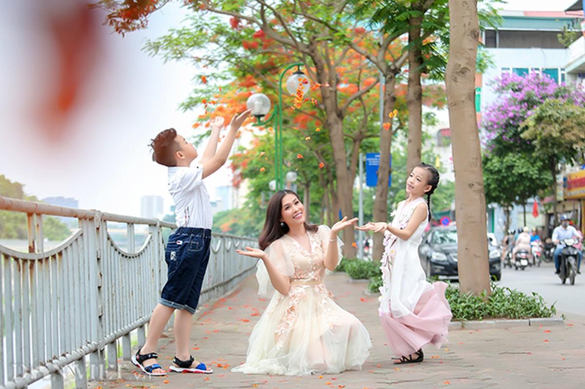 Hoa phuong no do ruc Thu do bao hieu mua he ve-Hinh-8