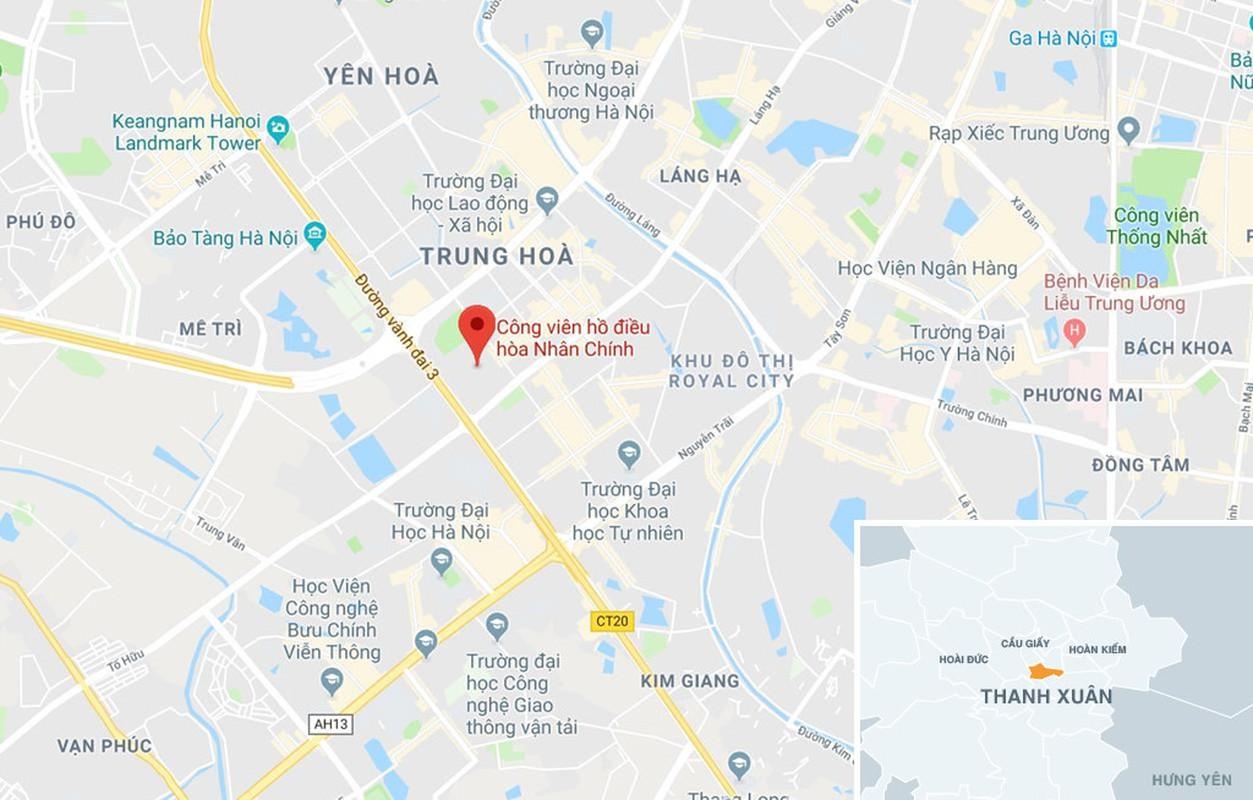 Ho dieu hoa tren khu dat vang cua thu do boc mui hoi tanh nong nac-Hinh-9