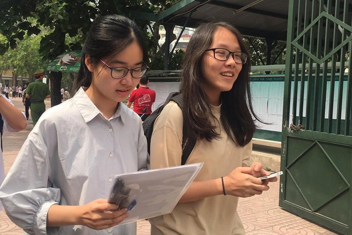 """""""50 sac thai"""" cua thi sinh ngay thi dau tien THPT 2019-Hinh-22"""