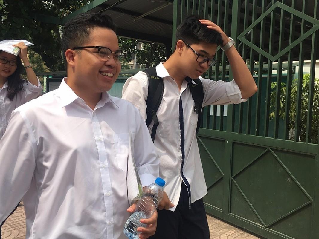 """""""50 sac thai"""" cua thi sinh ngay thi dau tien THPT 2019-Hinh-23"""