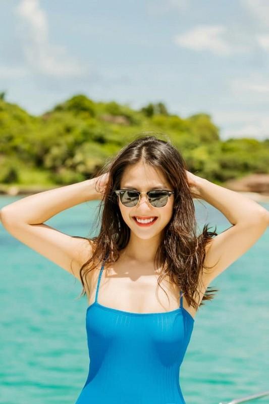 'Gap bung muon xiu' moi co body dep de khoe dang voi bikini, nhung Kha Ngan van bi ban 'dim hang'-Hinh-6