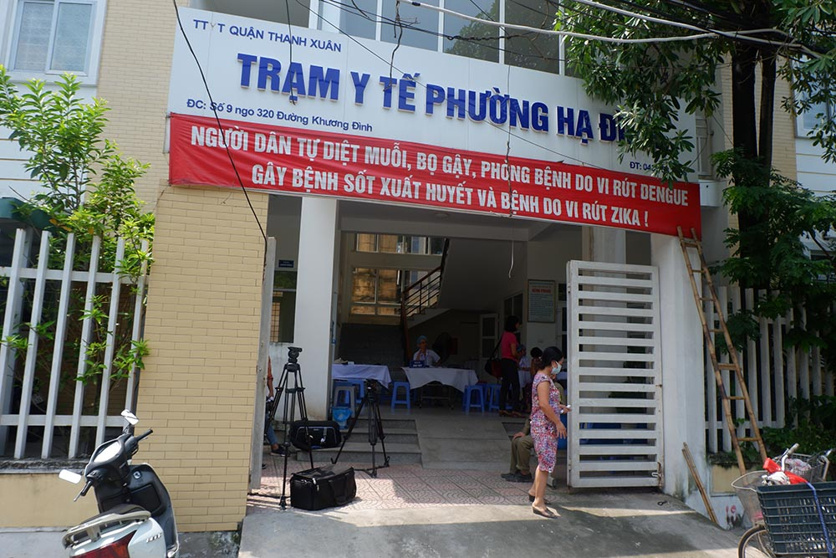 Dan do di kham sau thong tin ro ri thuy ngan vu chay Cong ty Rang Dong