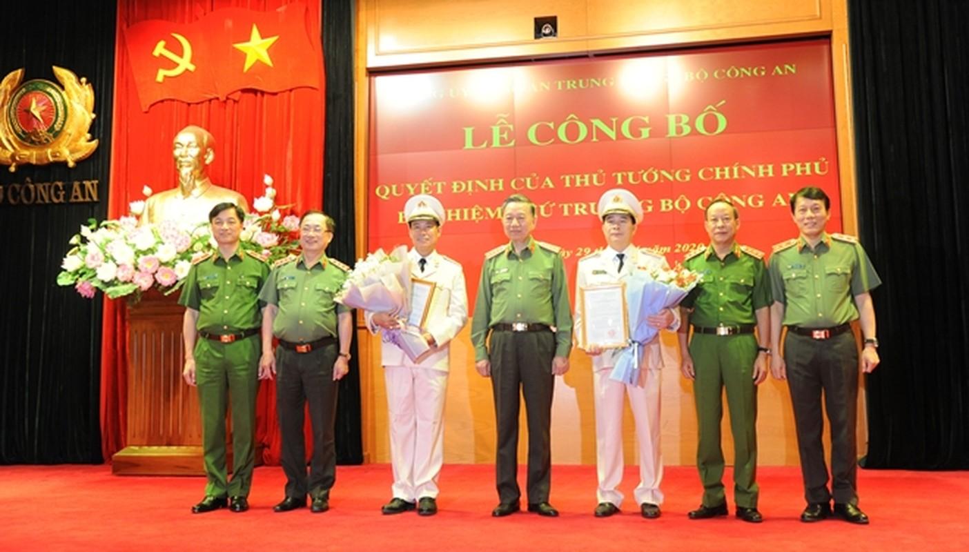 Chan dung 2 thieu tuong tan Thu truong Bo Cong an-Hinh-4