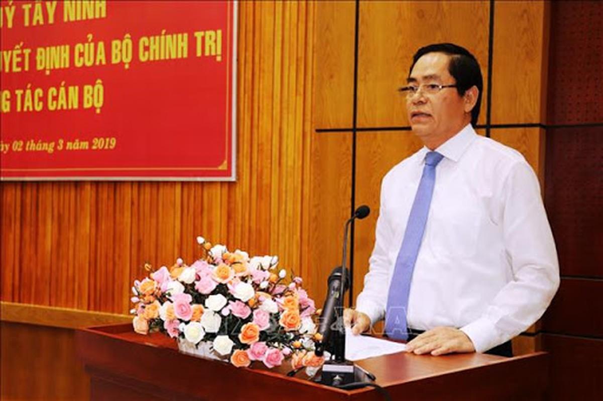 Chan dung 15 Bi thu tinh, thanh vua duoc Bo Chinh tri bo nhiem-Hinh-18
