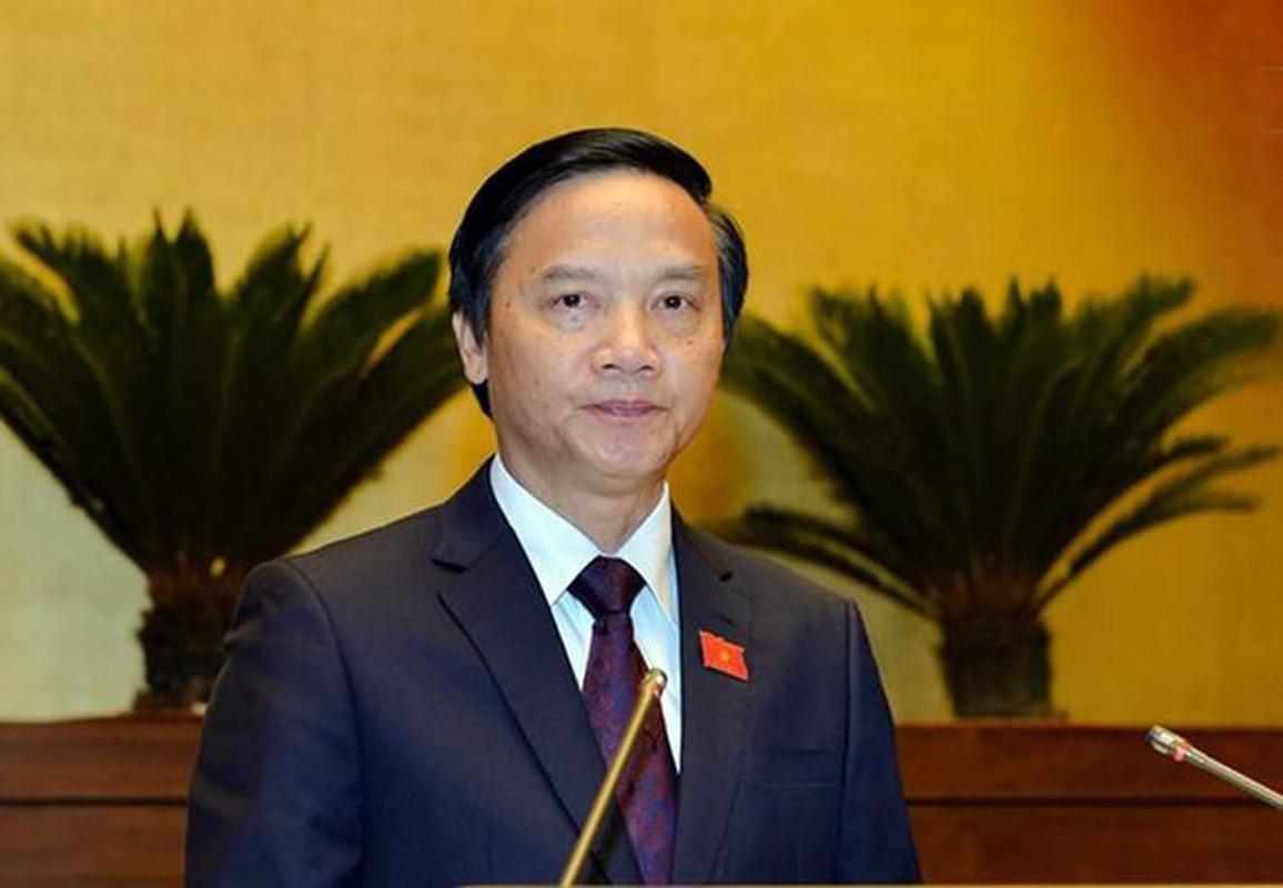 Chan dung 15 Bi thu tinh, thanh vua duoc Bo Chinh tri bo nhiem-Hinh-24