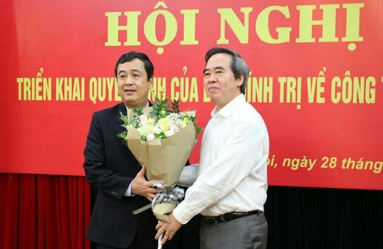 Chan dung 15 Bi thu tinh, thanh vua duoc Bo Chinh tri bo nhiem-Hinh-27