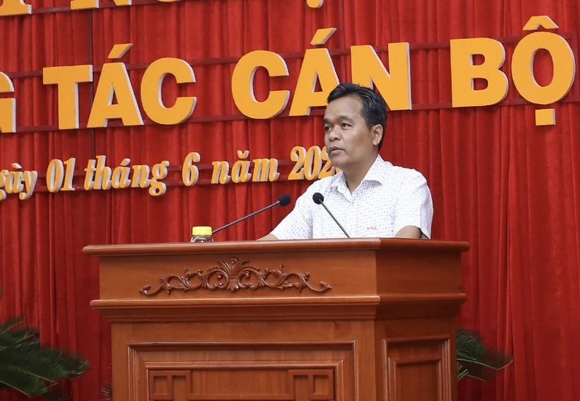 Chan dung 15 Bi thu tinh, thanh vua duoc Bo Chinh tri bo nhiem-Hinh-30