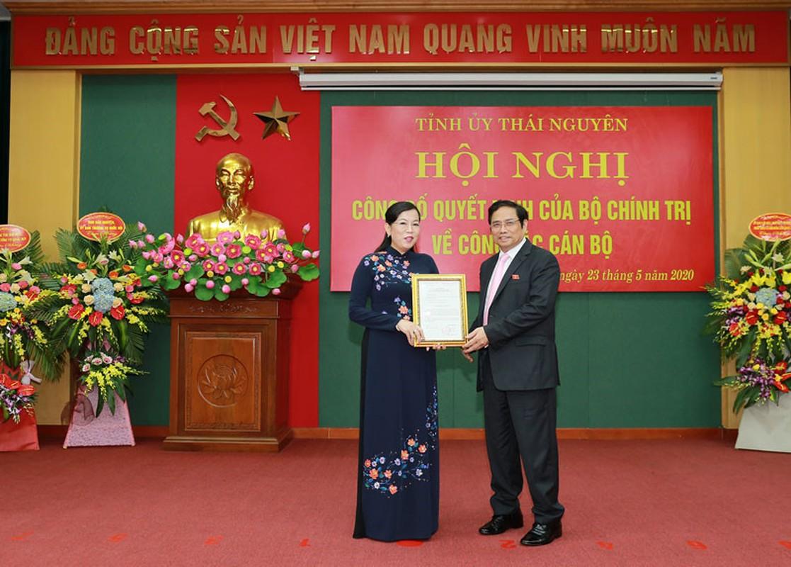 Chan dung 15 Bi thu tinh, thanh vua duoc Bo Chinh tri bo nhiem-Hinh-6
