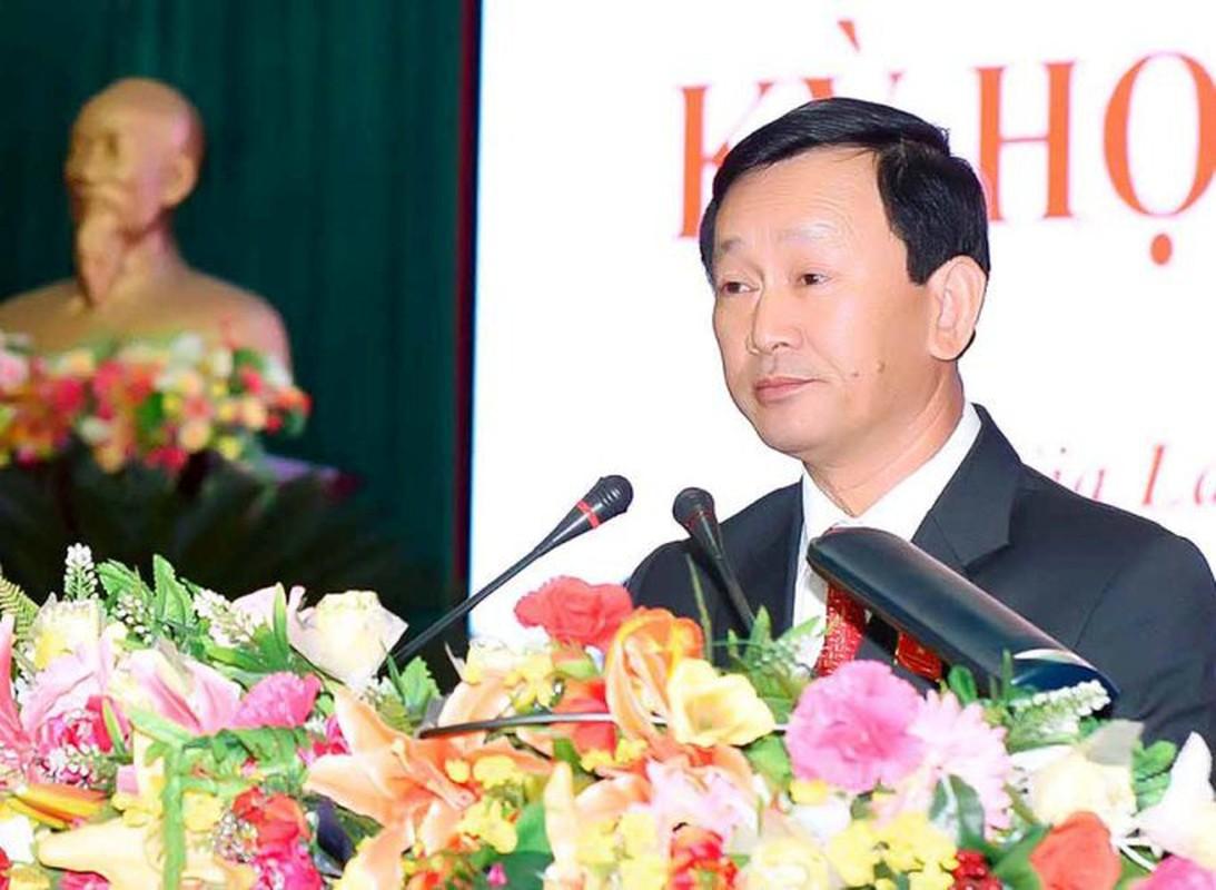 Chan dung 15 Bi thu tinh, thanh vua duoc Bo Chinh tri bo nhiem-Hinh-8