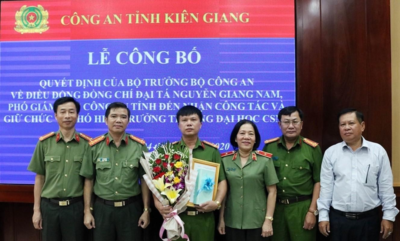 Nu Thieu tuong Cong an dau tien Bui Tuyet Minh nghi huu-Hinh-10
