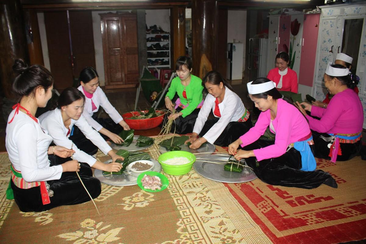 Sac Xuan tren cac ban nguoi muong o Phu Tho va Hoa Binh-Hinh-8