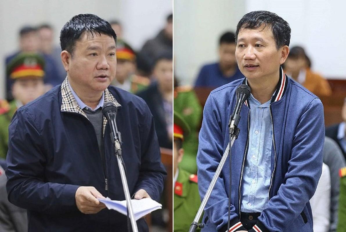 Hinh anh Dinh La Thang va Trinh Xuan Thanh trong phien toa 8/3-Hinh-15