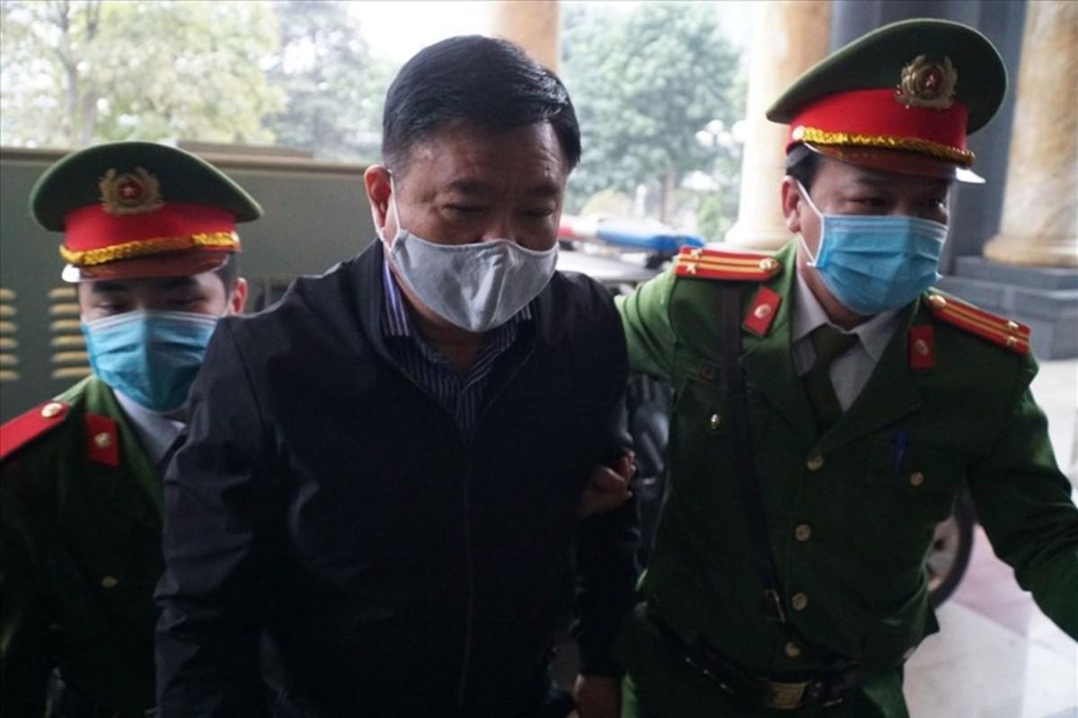 Hinh anh Dinh La Thang va Trinh Xuan Thanh trong phien toa 8/3-Hinh-16
