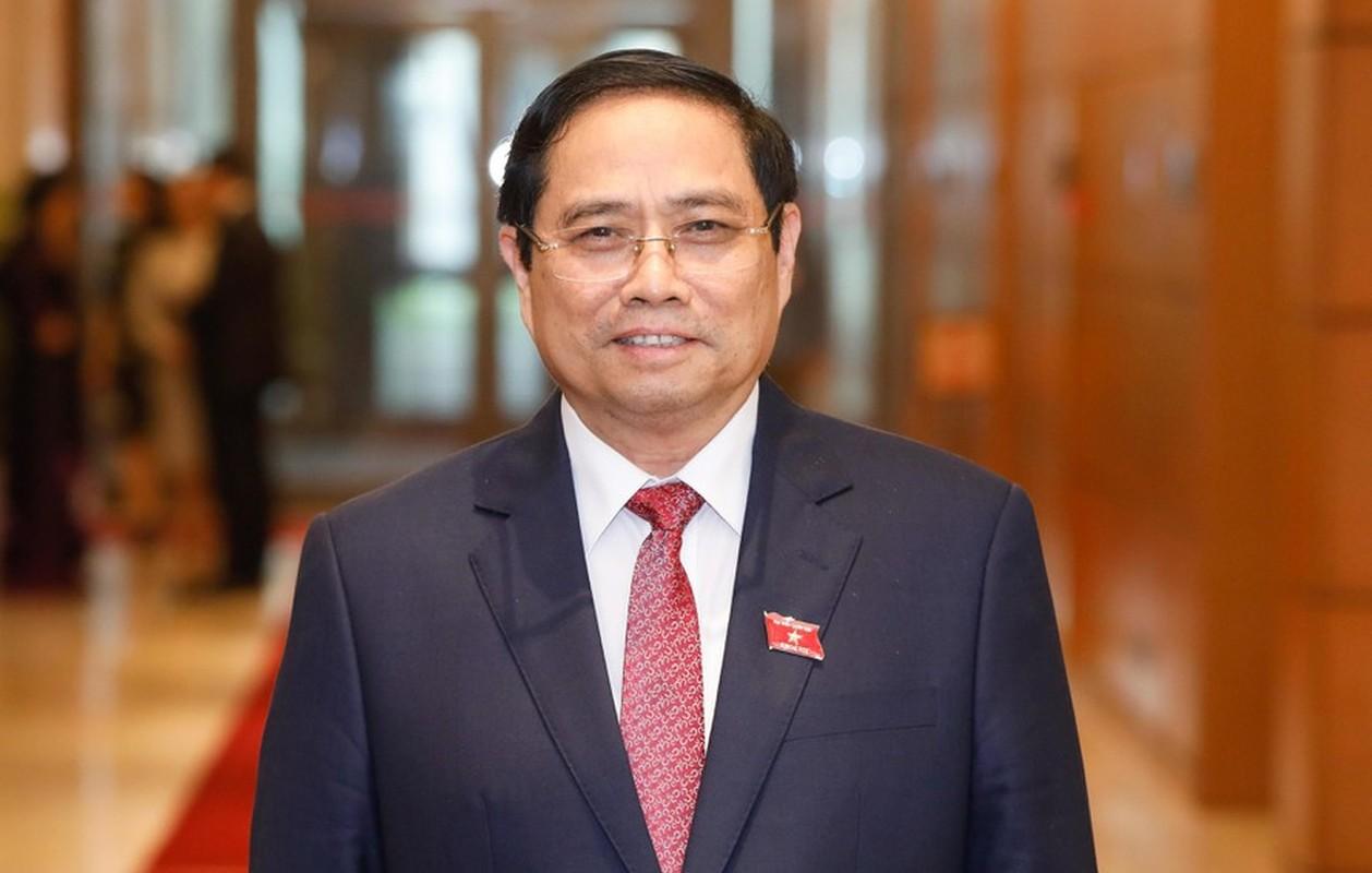 Gioi thieu chu ky cua Thu tuong Pham Minh Chinh
