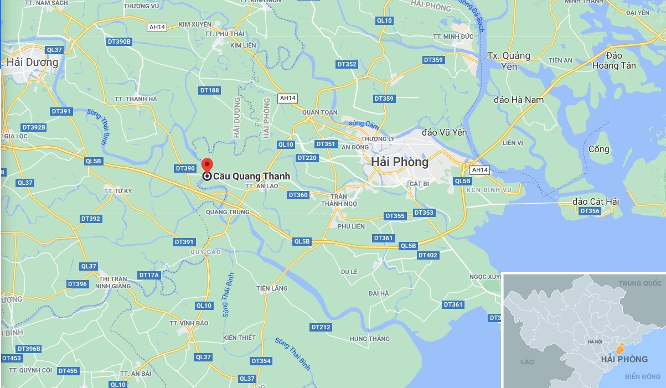 Cau 400 ty noi Hai Phong - Hai Duong truoc ngay thong xe-Hinh-8