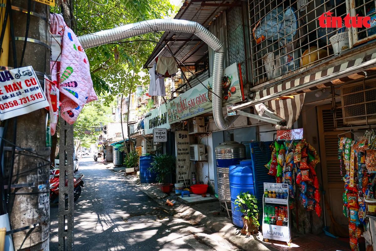 Ha Noi: Can canh cac khu tap the phai di dan khan cap trong mua mua bao-Hinh-2