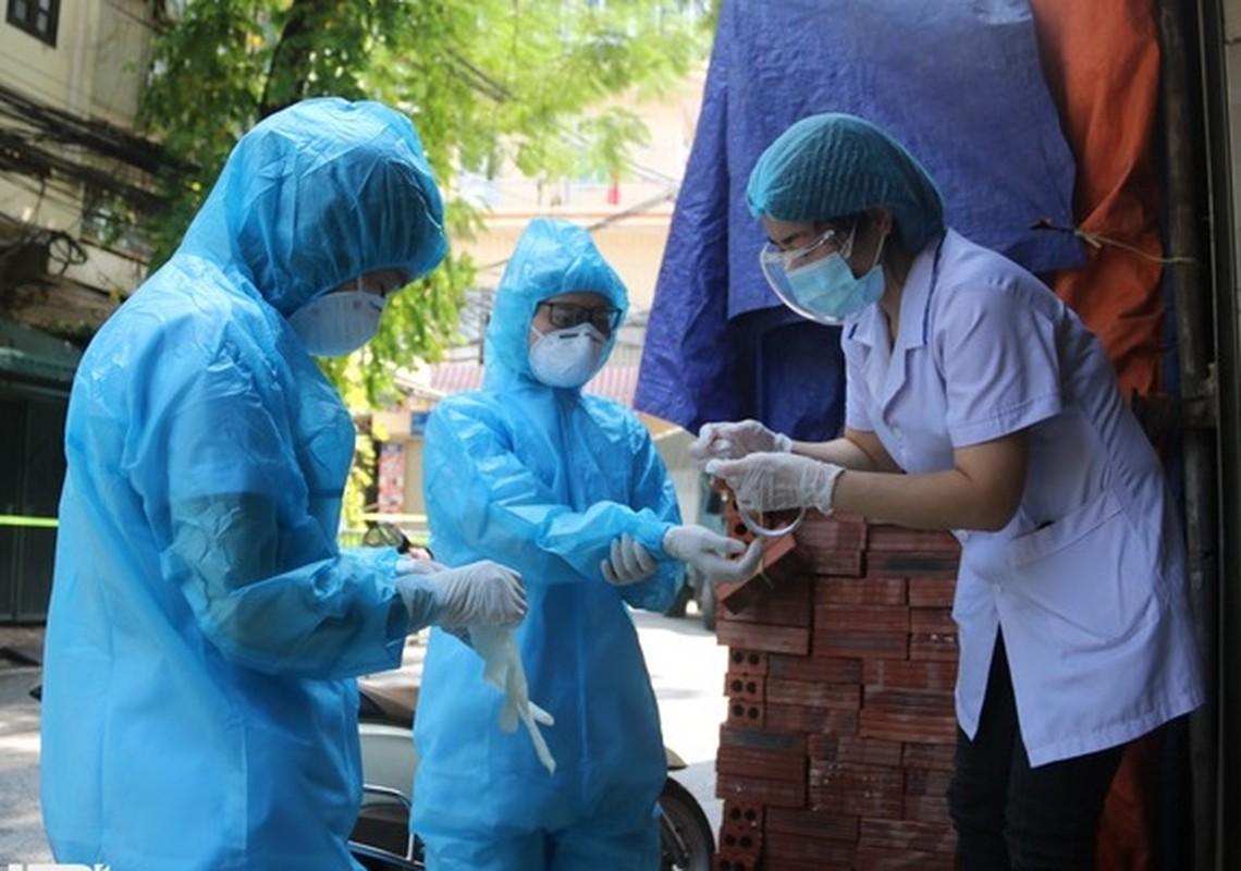 Ha Noi phong toa phuong Chuong Duong do co ca duong tinh COVID-19-Hinh-4