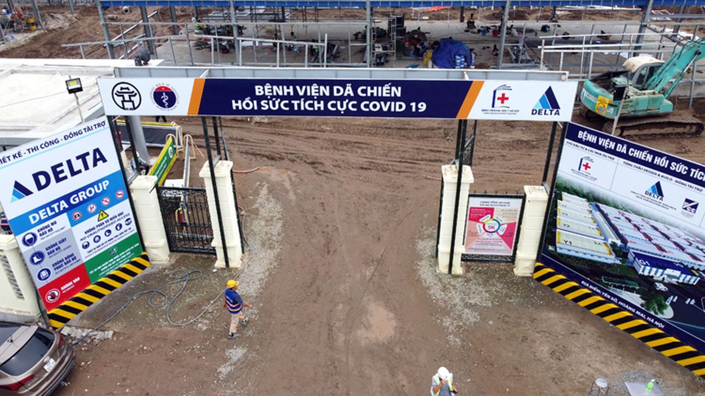 Benh vien da chien tai Ha Noi sau 16 ngay than toc xay dung-Hinh-2