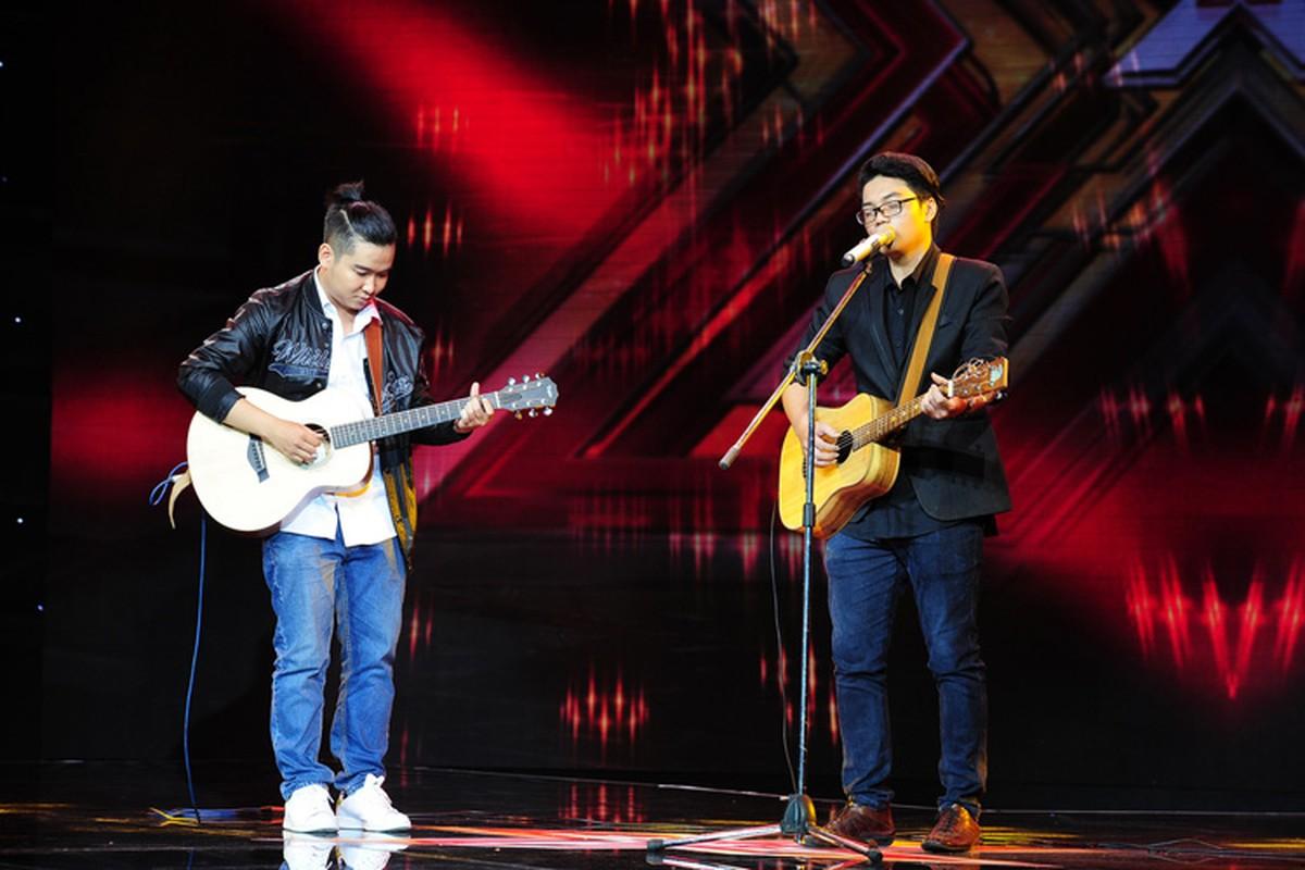 Hoang tu buon cua The X-Factor 2016 lay nuoc mat khan gia-Hinh-10