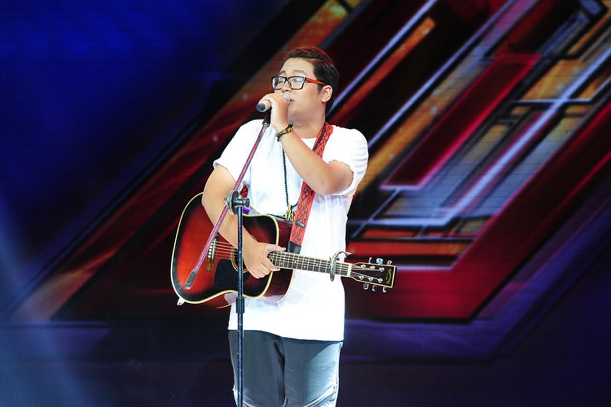 Hoang tu buon cua The X-Factor 2016 lay nuoc mat khan gia-Hinh-11