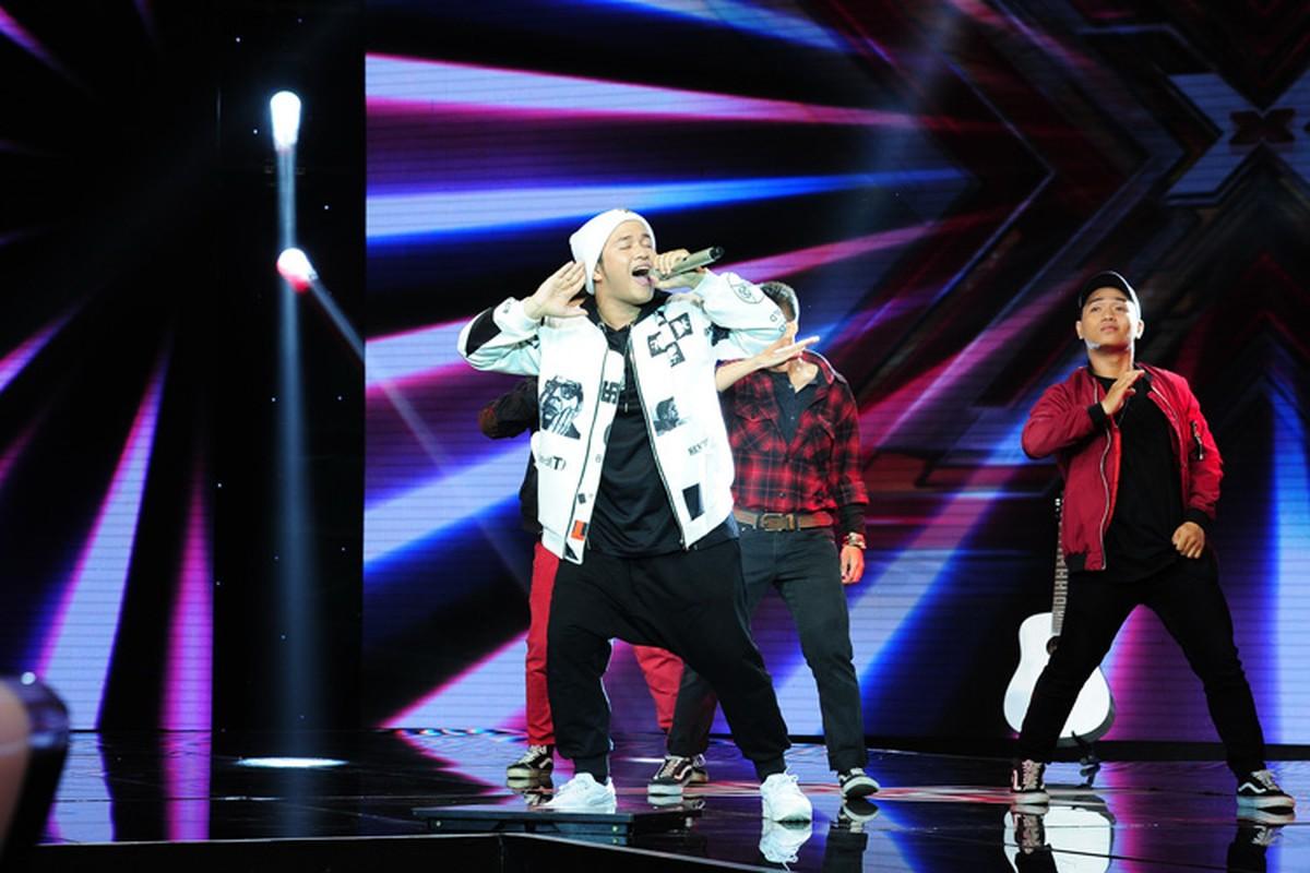 Hoang tu buon cua The X-Factor 2016 lay nuoc mat khan gia-Hinh-14