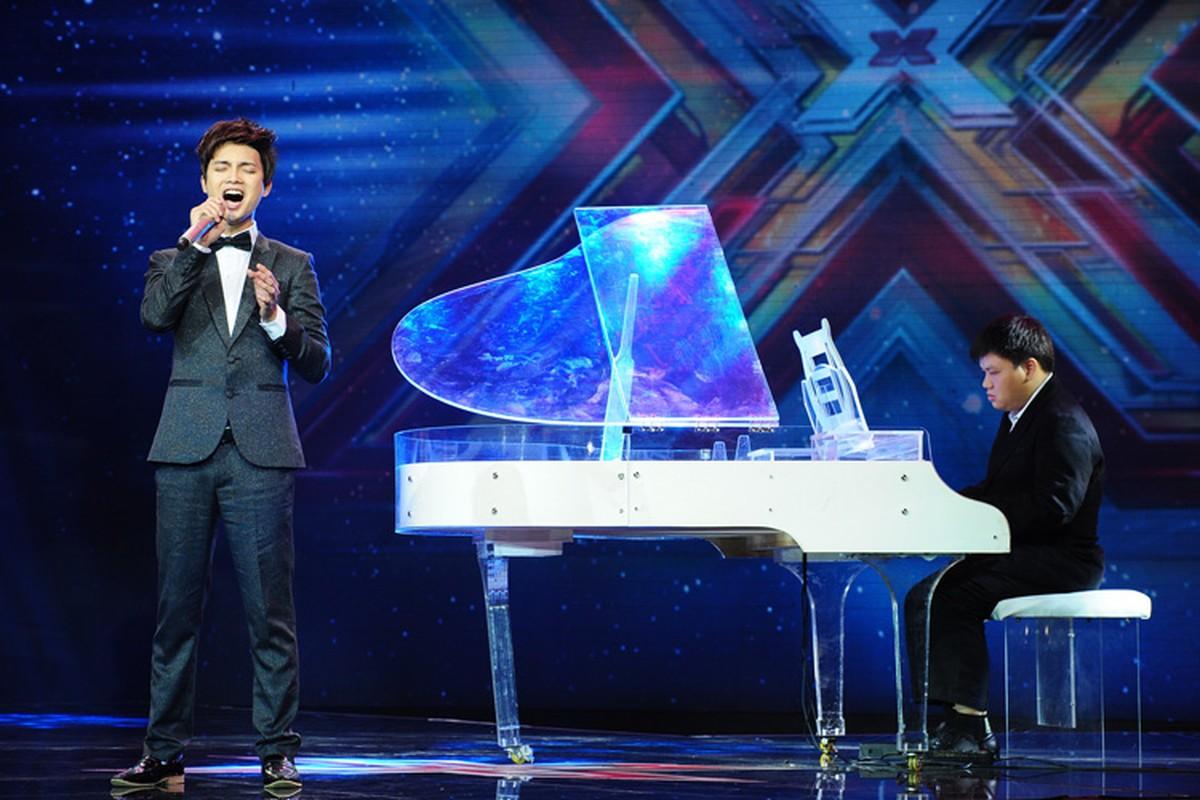 Hoang tu buon cua The X-Factor 2016 lay nuoc mat khan gia-Hinh-2