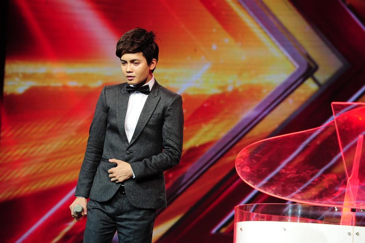 Hoang tu buon cua The X-Factor 2016 lay nuoc mat khan gia-Hinh-3