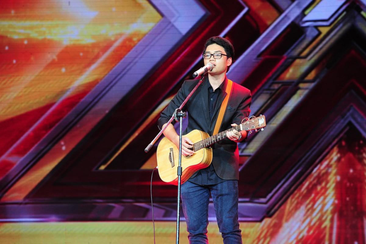 Hoang tu buon cua The X-Factor 2016 lay nuoc mat khan gia-Hinh-9
