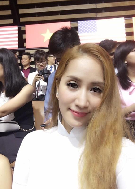 Khanh Thi Lan Phuong hao huc cho gap Tong thong Obama-Hinh-5