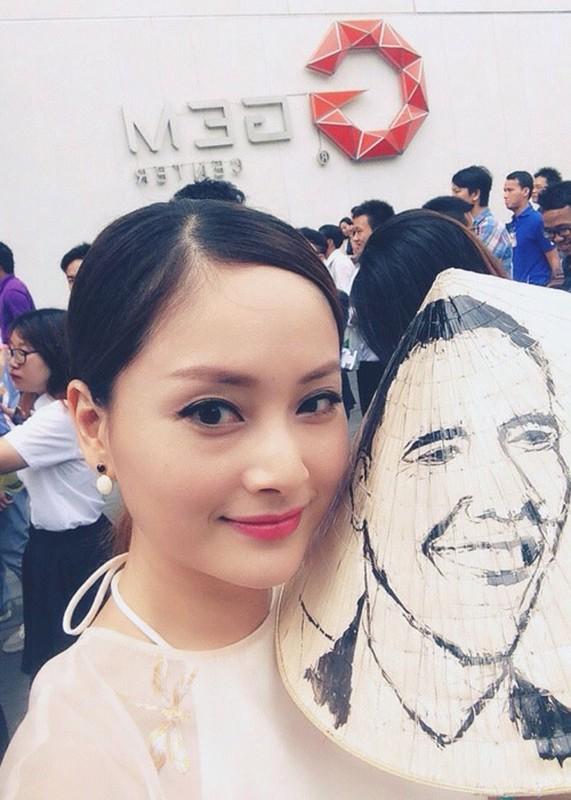 Khanh Thi Lan Phuong hao huc cho gap Tong thong Obama-Hinh-9