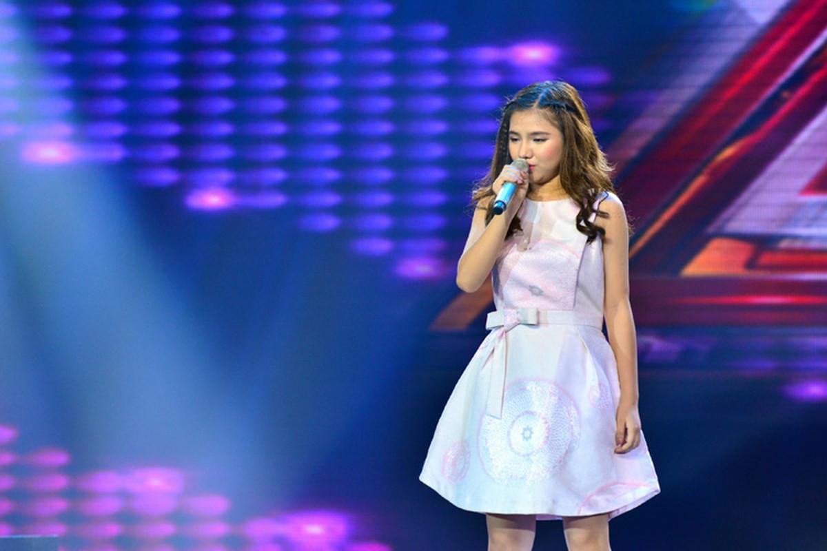 GK The X-Factor noi da ga nghe thi sinh 16 tuoi hat