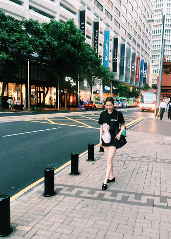 Ca si Bao Thy xinh tuoi don sinh nhat o Hong Kong-Hinh-3