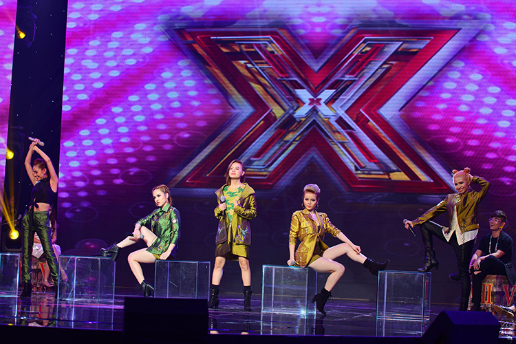 S-Girls tiep tuc gay sot o vong lo dien The X-Factor 2016