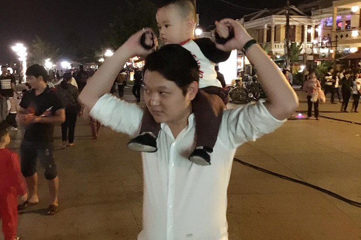 To am hanh phuc cua Tra My Idol ben chong dai gia-Hinh-3