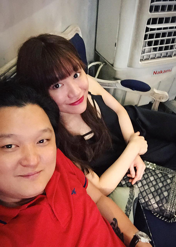 To am hanh phuc cua Tra My Idol ben chong dai gia-Hinh-6