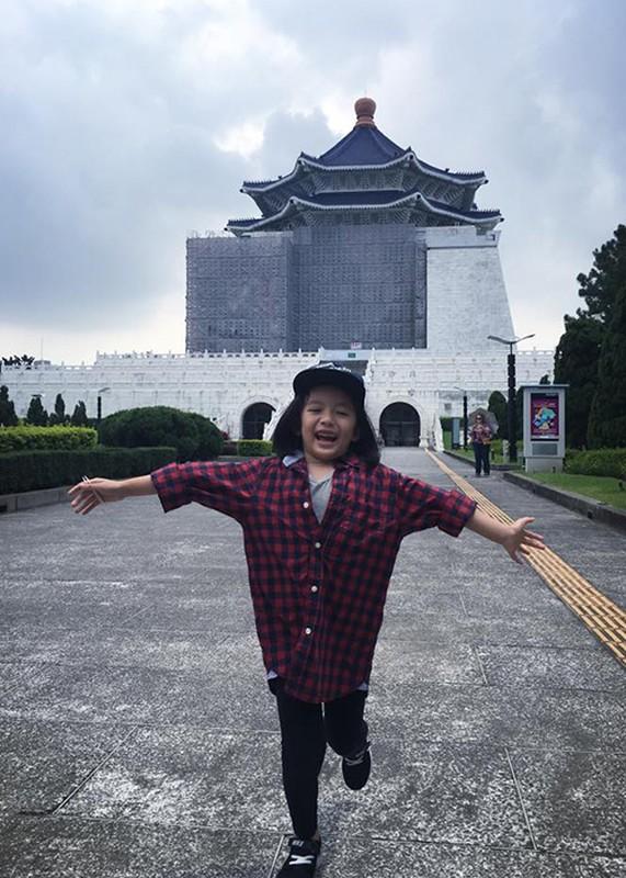 Nhoc ti nha sao Viet hao hung di du lich he 2016-Hinh-9