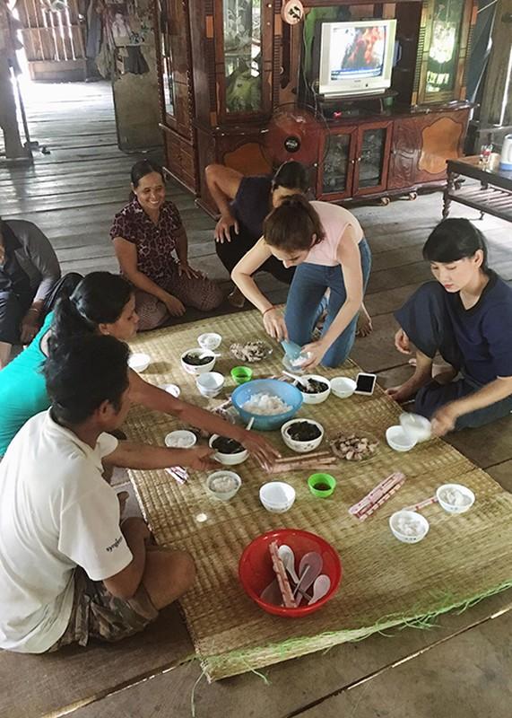 Angela Phuong Trinh bam tru o Tay Nguyen de dong phim-Hinh-7