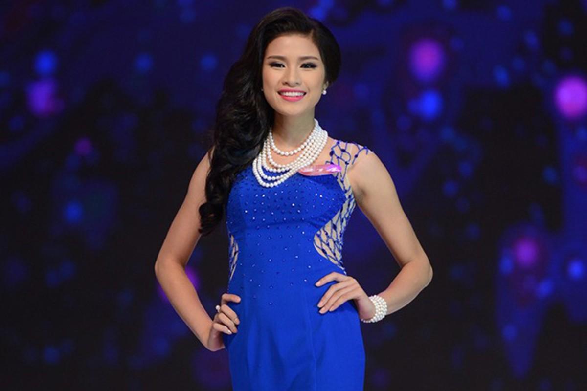 Nhan sac thi sinh bi Pham Huong loai khoi The Face