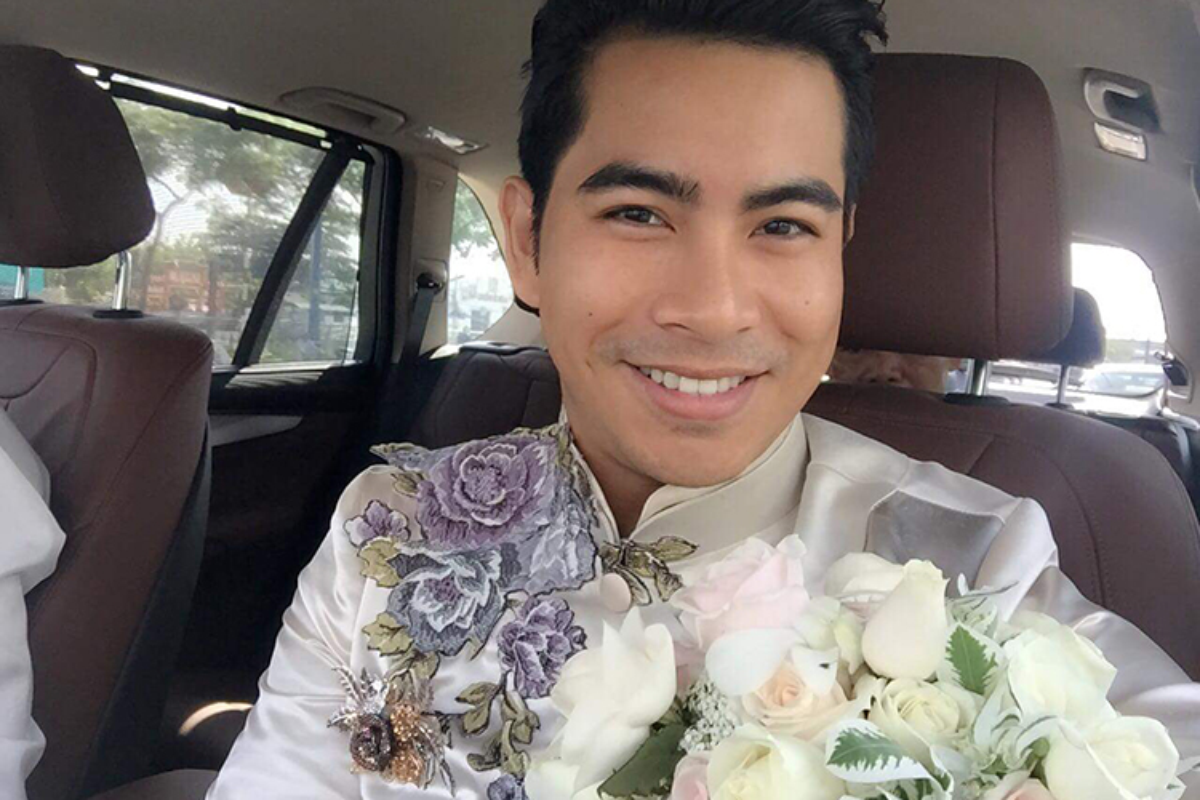 Cap doi Ngoc Lan Thanh Binh tuoi roi trong dam hoi-Hinh-5