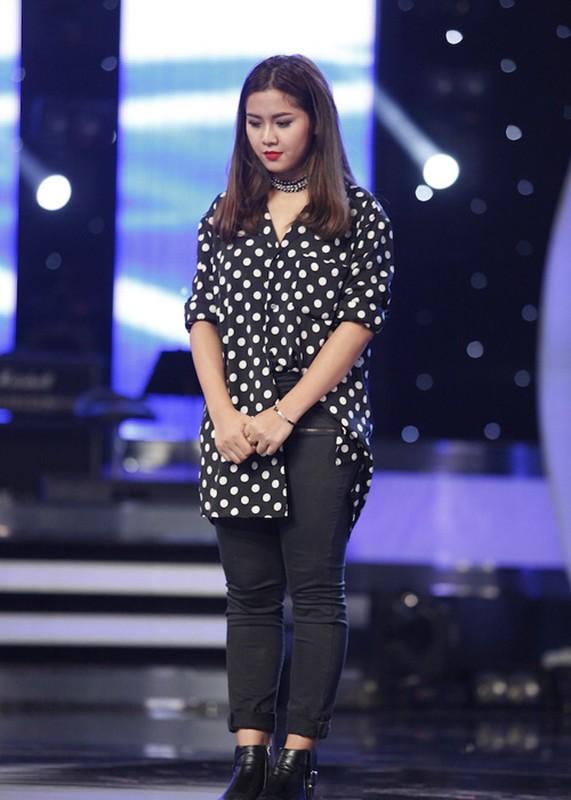 Thu Minh than thiet voi Bang Kieu o hau truong Vietnam Idol-Hinh-15