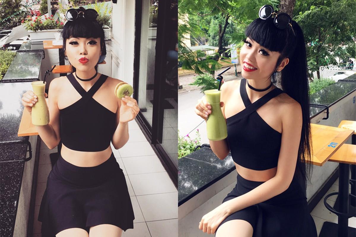 Sieu mau Jessica Minh Anh thich thu kham pha vinh Ha Long-Hinh-5