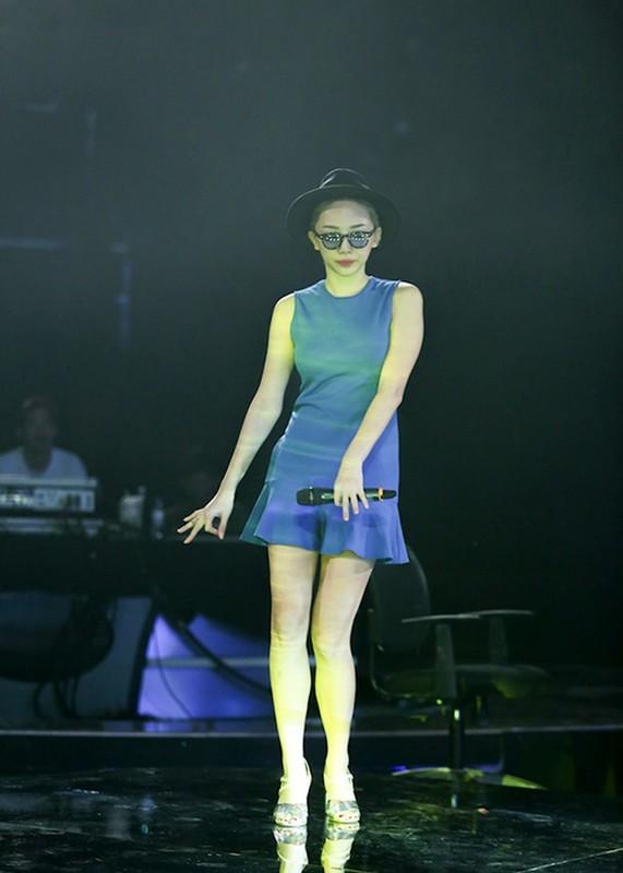 Toc Tien tiep lua cho top 8 Vietnam Idol 2016-Hinh-2