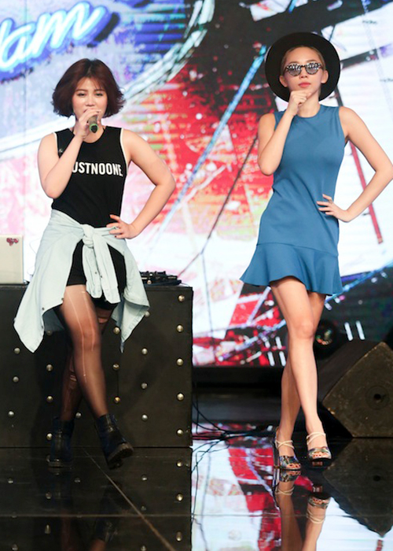 Toc Tien tiep lua cho top 8 Vietnam Idol 2016-Hinh-3