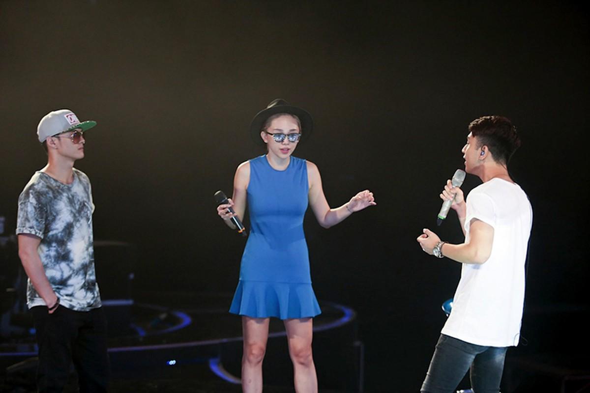 Toc Tien tiep lua cho top 8 Vietnam Idol 2016-Hinh-5