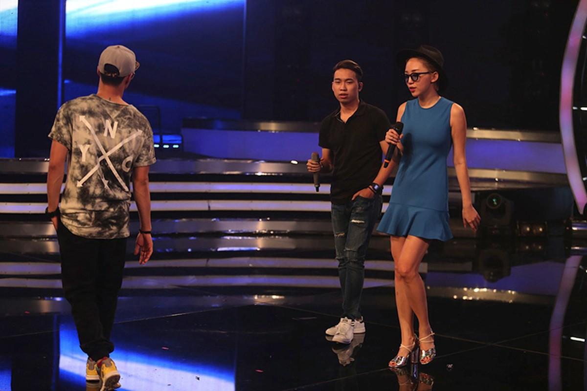 Toc Tien tiep lua cho top 8 Vietnam Idol 2016-Hinh-6